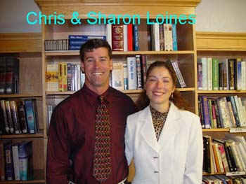 Chris and Sharon Loines